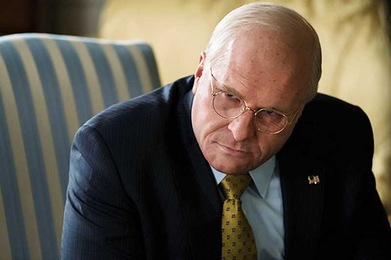 PHOTO COURTESY OF ANNAPURNA PICTURES - Actor Christian Bail transforms himself in the lead role of 'Vice,' a biography of former vice president Dick Chaney.