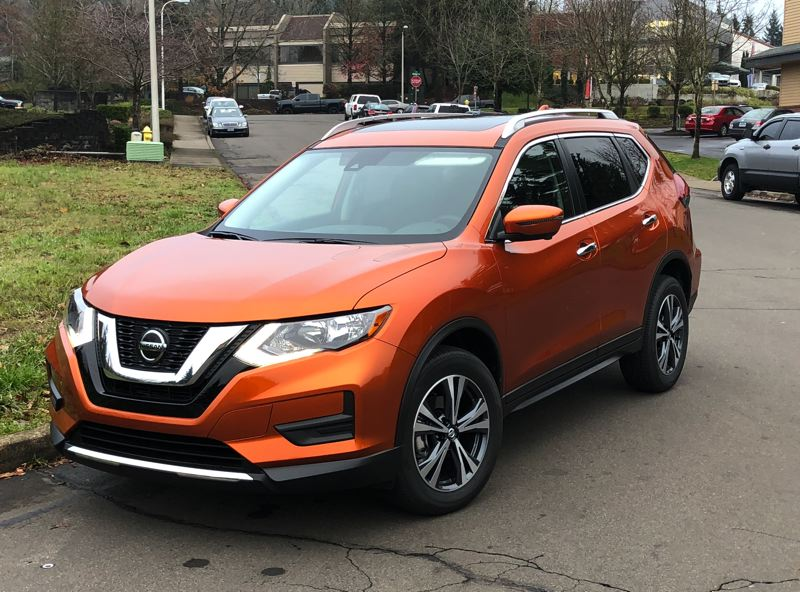 PORTLAND TRIBUNE: JEFF ZURSCHEIDE - The 2019 Nissan Rogue is an attracticve, spacious 5-passenger crossover SUV. You can get into the most basic trim for less than $25,000 with a lost of standard equipment.