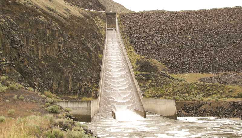 CENTRAL OREGONIAN - Efforts to put a hydroelectric power plant on Bowman Dam hinge on ODFW review of a recent study.