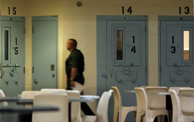 PAMPLIN MEDIA GROUP FILE PHOTO - Oregon's corrections system has more jobs than qualified applicants to fill them but is working hard to publicize the benefits to the careers they offer.