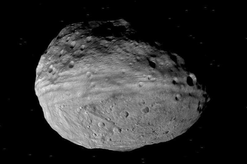 COURTESY OF NASA - Astronomers can find and track many of the asteroids and comets that could threaten Earth, but deflecting one is a different story.