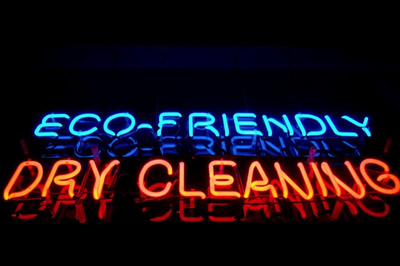 COURTESY OF  JEREMY BROOKS, FLICKRCC - Even though greener options are widely available, 80 percent of dry cleaners still use potentially toxic 'perc' to clean fabrics.