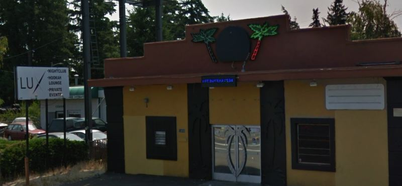 COURTESY GOOGLE MAPS - Lux Club PDX, located at 12436 S.E. Powell Blvd. in Portland, is shown here.