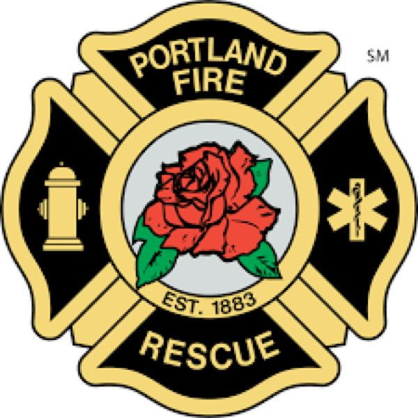 CITY OF PORTLAND - Portland Fire & Rescue logo