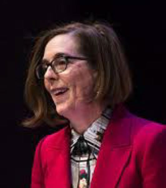 PORTLAND TRIBUNE FILE PHOTO - Oregon Gov. Kate Brown