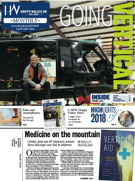 (Image is Clickable Link) Happy Valley Monthly - January 2019
