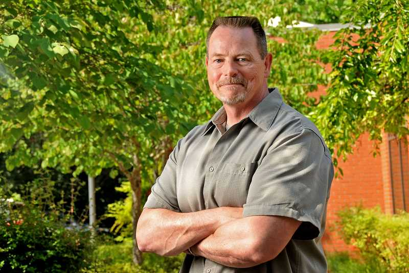 FILE PHOTO - Terry Kruger, a veteran of the Portland Police Bureau, was hired in the spring as West Linn's new police chief.
