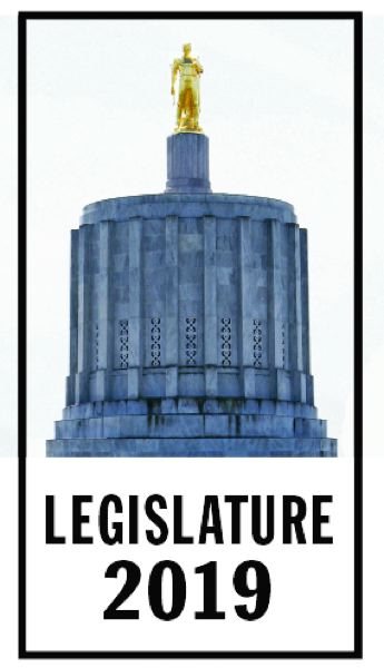 Oregon Legislature 2019