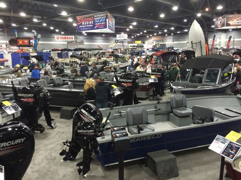 COURTESY PHOTO - Now is the ideal time to shop for — and buy — a vessel at the Portland Boat Show, Jan. 9-13 at the Expo Center, to prepare for warm days on the water.