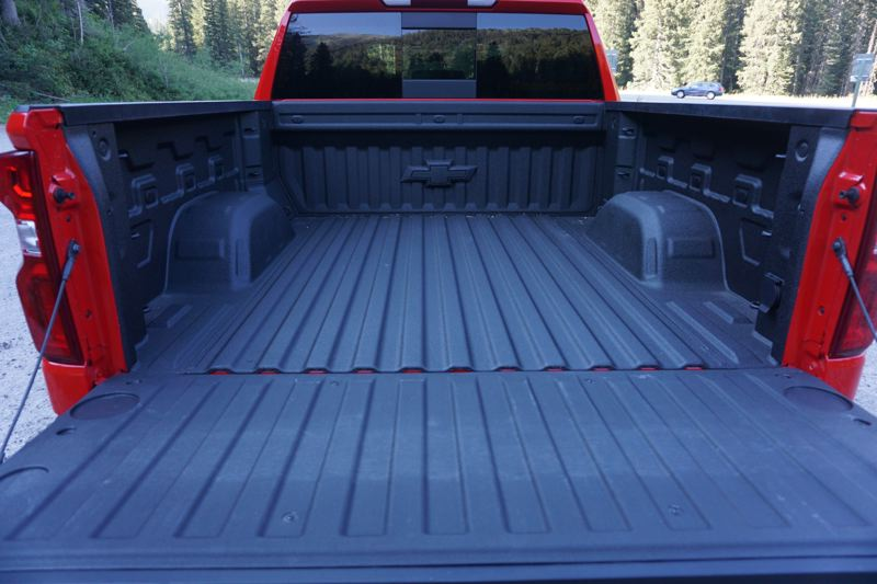 PORTLAND TRIBUNE: JEFF ZURSCHMEIDE - The 2019 Chevy Silverado is a work horse that can carry large loads and tow up to 22,000 pounds, properly equipped.
