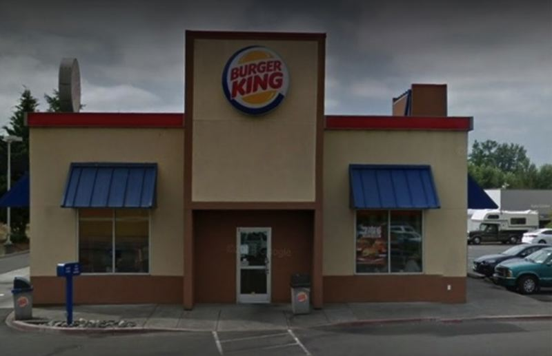 GOOGLE MAPS VIA KOIN 6 NEWS - The Burger King at 2555 N.E. 238th is shown here.