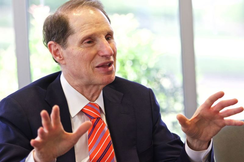PAMPLIN MEDIA GROUP FILE PHOTO - Oregon U.S. Sen. Ron Wyden wants lawmakers and candidates to be able to use campaign funds to pay for cybersecurity. The Federal Elections Commission agreed in December to the request, and Wyden will introduce legislation this year.