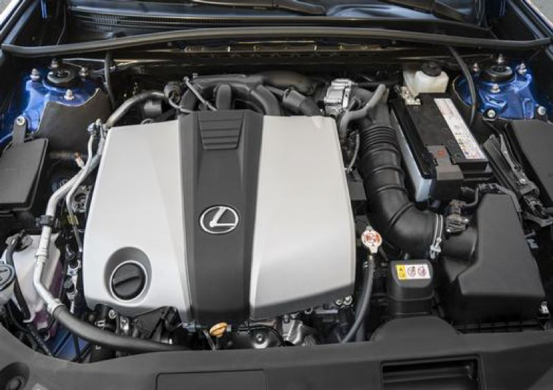 TOYOTA MOTOR SPORTS - The 3.5-liter V6 in the 2019 Lexus ES 350 provides plenty of power, especially in the Sport and Sport+ driving modes.