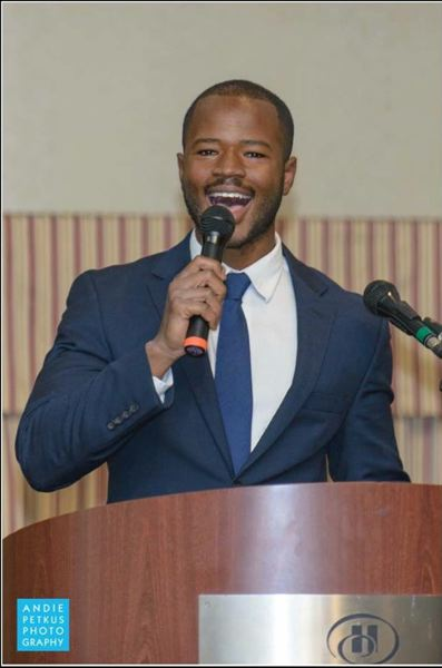 COURTESY PHOTO - Cameron Whitten has been named the new executive director of the Q Center.