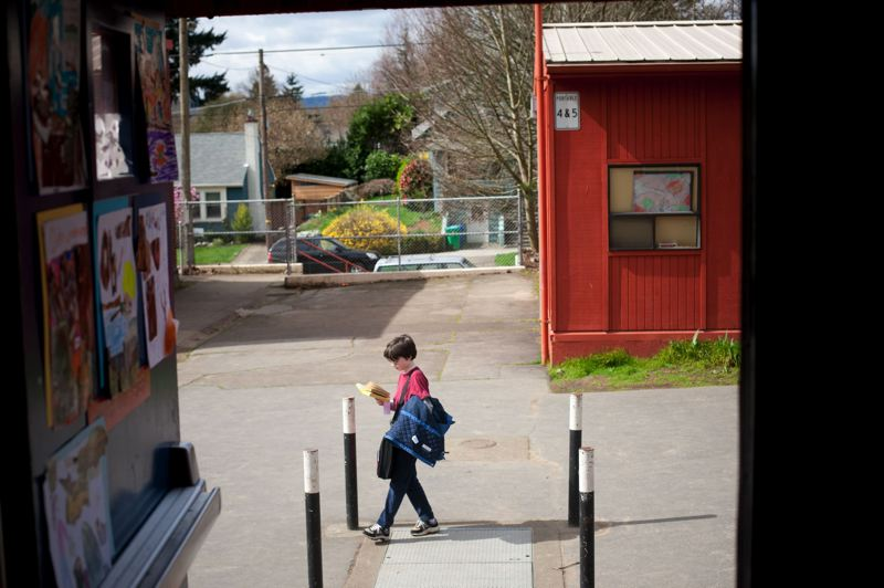 PAMPLIN MEDIA GROUP FILE PHOTO - A secretary of state's audit released Wednesday, Jan. 9, took a critical look at how the state's schools — and Portland Public Schools — spend millions annually.