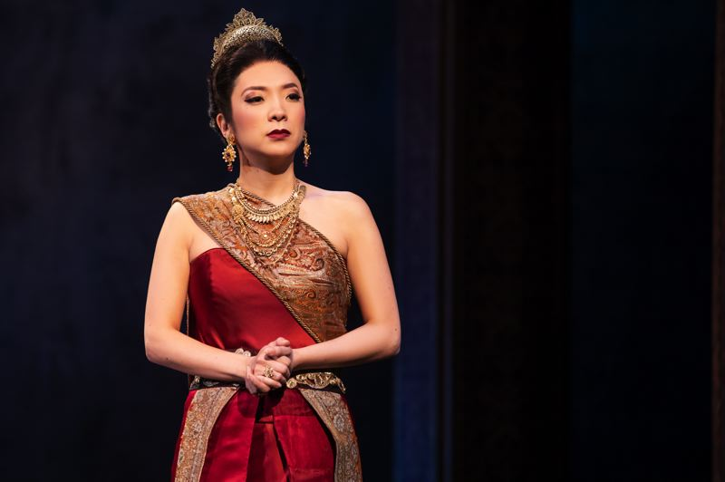 DeAnna Choi, a former Beaverton resident, returns to Oregon in 'The King and I.'