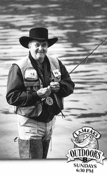 COURTESY: OREGON SPORTS HALL OF FAME - 'LaMear's Outdoors' was a hugely popular weekend show on KGW (8), with the station's sports director, Doug LaMear, taking friends and viewers around the state for fishing and hunting.