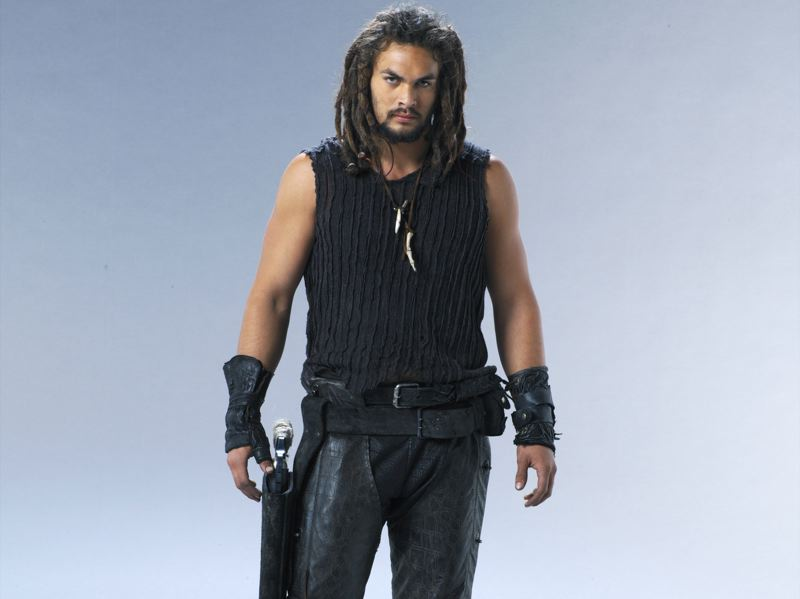 COURTESY: WIZARD WORLD PORTLAND - Jason Momoa, who's starring in 'Aquaman,' will be a headline for Wizard World Portland, Feb. 22-24 at Oregon Convention Center.