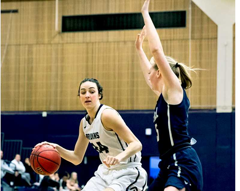 PHOTO COURTESY OF GFU - George Fox picked up wins over Pacific Lutheran and Pacific University last weekend at home, setting the stage for a handful of key home games ahead.