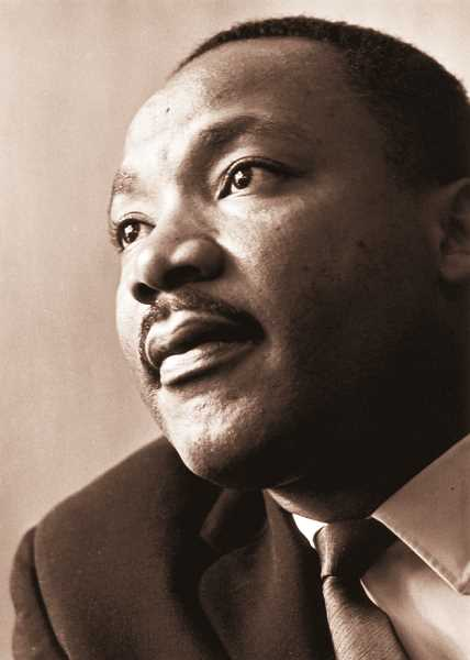 SUBMITTED PHOTO - The life of the Rev. Martin Luther King Jr. will be celebrated Jan. 21 at the Chehalem Cultural Center with a variety of guest speakers, vocal performances and more.