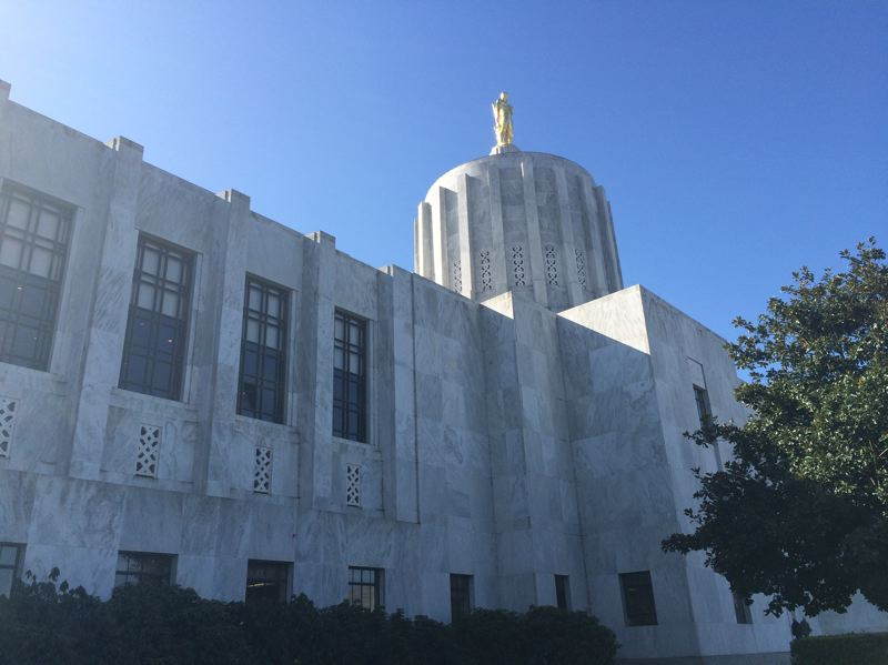 PAMPLIN MEDIA GROUP FILE PHOTO - Oregon state government is hoping to avoid budget complications from the ongoing federal government shutdown.