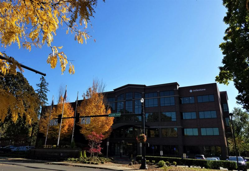 COURTESY: MILESTONE SYSTEMS - Video management software company  Milestone Systemsrecently moved from Beaverton to Meadows Road/Kruse Woods executive office suites in Lake Oswego. Business is booming as more and more security cameras come online.