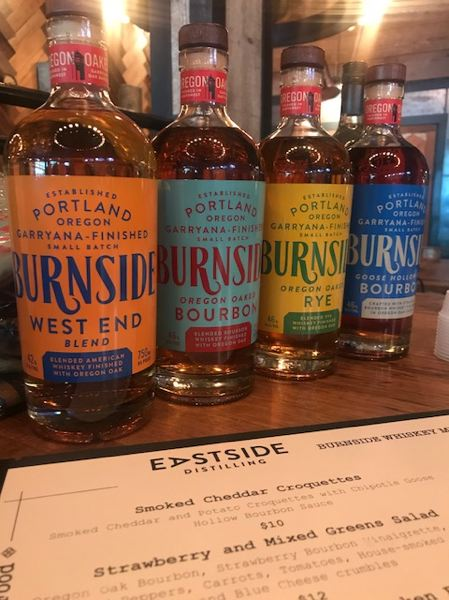 COURTESY PHOTO: EASTSIDE DISTILLING - Eastside Distilling, makers of whisky, gin and rum, will merge with Craft Canning and Bottling.