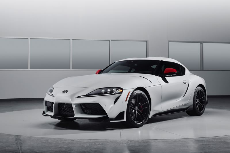 COURTESY TOYOTA - The all-new Toyota Supra.