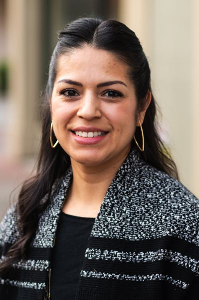 STAFF PHOTO: CHRISTOPHER OERTELL - Yadira Martinez was first appointed to the school board in February of 2018.