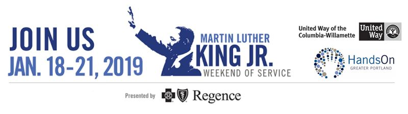 CONTRIBUTED - There is still time to make a difference over the MLK Weekend.