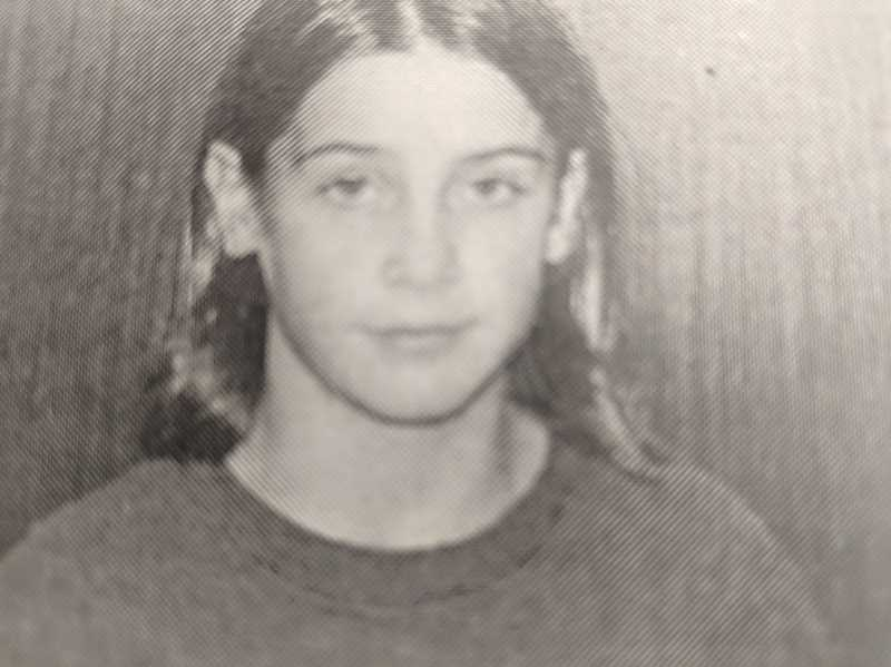 ARCHIVE PHOTO - In 1999, River Mill Elementary School sixth grader Kelly Myers was the newspaper's student of the week.