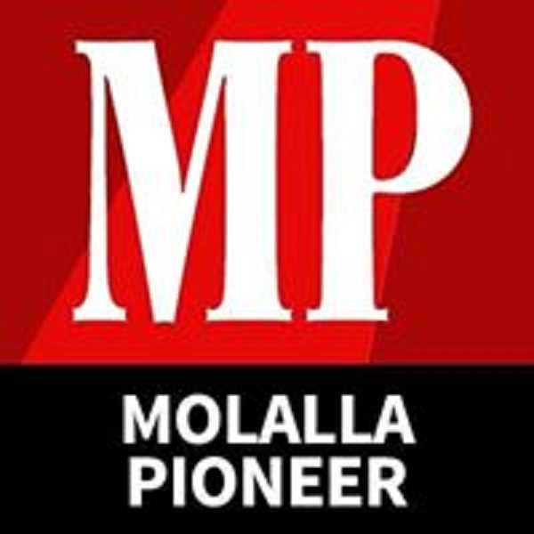 FILE PHOTO - Molalla Pioneer logo