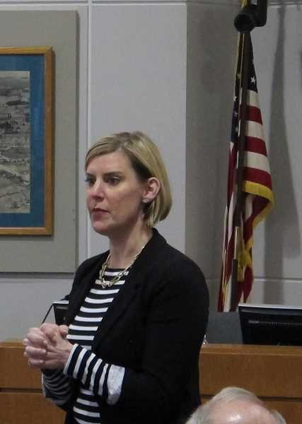 Representative Jennifer Williamson of House District 36 is the second most powerful Democrat in the House.