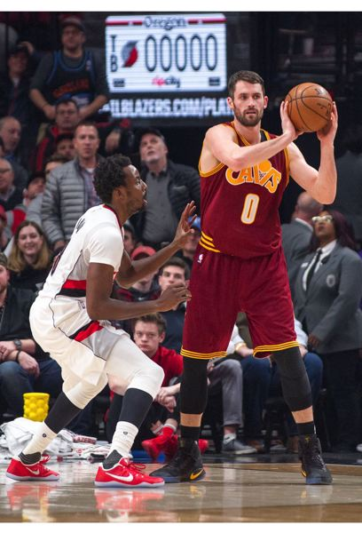 TRIBUNE FILE PHOTO - KEVIN LOVE