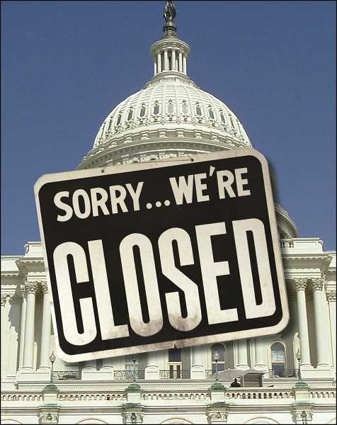 CENTRAL OREGONIAN - Crook County is feeling the effects of the federal government shutdown in several ways.