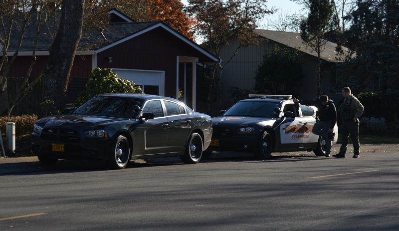 SPOTLIGHT FILE PHOTO - The city of Scappoose requested more than $30,000 and ultimately received $25,000 from the city of St. Helens to cover the cost of training a police officer who left within two years of working for the department. Under a 2017 law change, police departments can make such reimbursement requests to recoup some of the costs paid to train new police officers when they leave to work at another Oregon agency within three years.