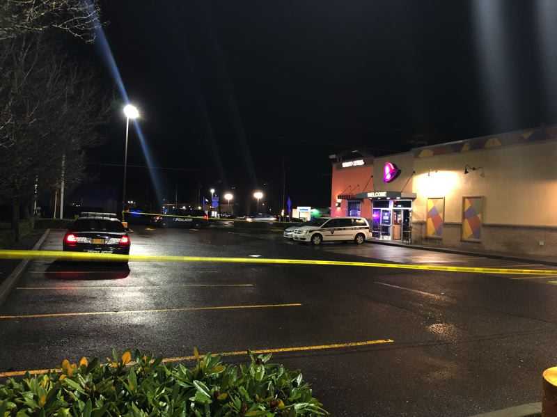COURTESY PHOTO: HILLSBORO POLICE DEPARTMENT - One incident brought two unrelated arrests early Friday morning, Jan. 18, at a Hillsboro Taco Bell.
