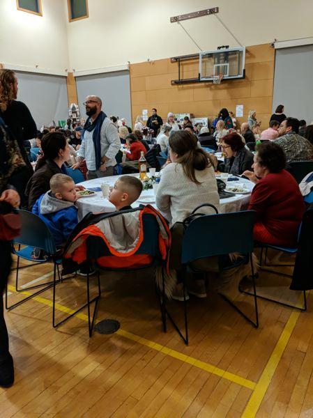 PAMPLIN MEDIA GROUP: JOSEPH GALLIVAN - Scenes from the Slavic and Eastern European cultural celebration at IRCO (Immigrant and Refugee Community Organization) on January 10.
