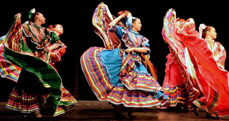COURTESY PHOTO: OREGON CULTURAL TRUST - Ballet Fiesta based in Hillsboro is one of the several organizations to be granted funds by Cultural Coalition of Washington County for upcoming projects in 2019.