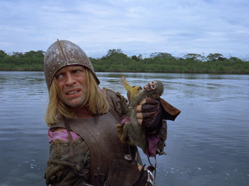 COURTESY: NORTHWEST FILM CENTER - An all-time great movie, 'Aguirre, the Wrath of God' screens at Whitsell Auditorium, Jan. 27.