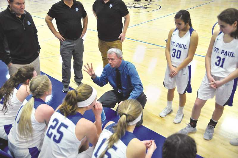GARY ALLEN - Coach Dave Matlock's team is 17-0 with only one single-digit victory – an eight-point win over No. 3 Joseph.