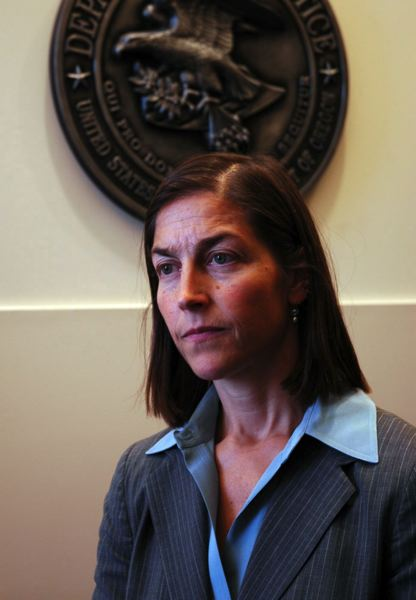 PAMPLIN MEDIA GROUP FILE PHOTO - Former U.S. Attorney for Oregon Karin Immergut was nominated Jan. 23 to be a federal judge. Immergut has been a Multnomah County circuit judge for a decade.