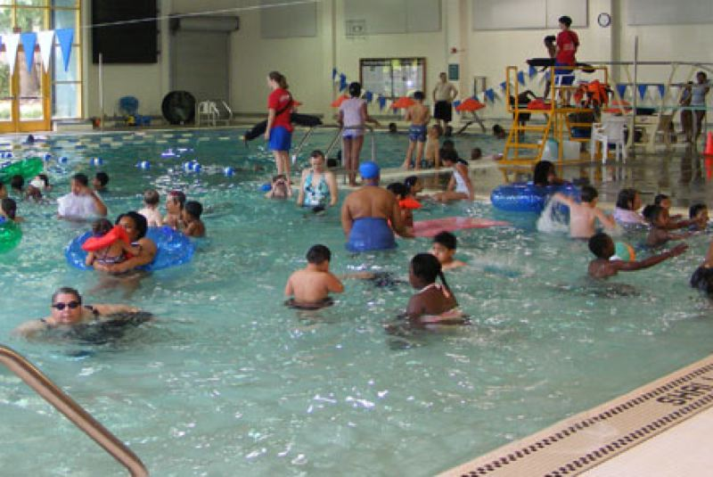 CITY OF PORTLAND - The indoor pool at the Matt Dishman Center in Northeast Portland is one of the most popular fee-supported Portland Parks & Recreation attraction.