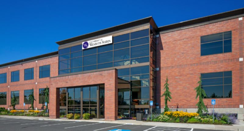 COURTESY: UNIVERSITY OF WESTERN STATES - University of Western States, a nearly 115-year-old leader in chiropractic education and related health services, plans to move from its current campus to a 150,000-square-foot building that previously housed Banfield Pet Hospital's corporate headquarters.