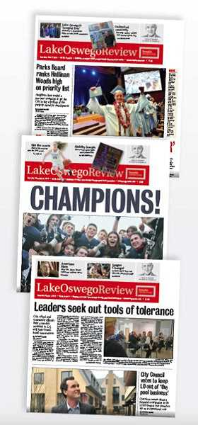 Every issue of The Review is packed with exclusive stories.
