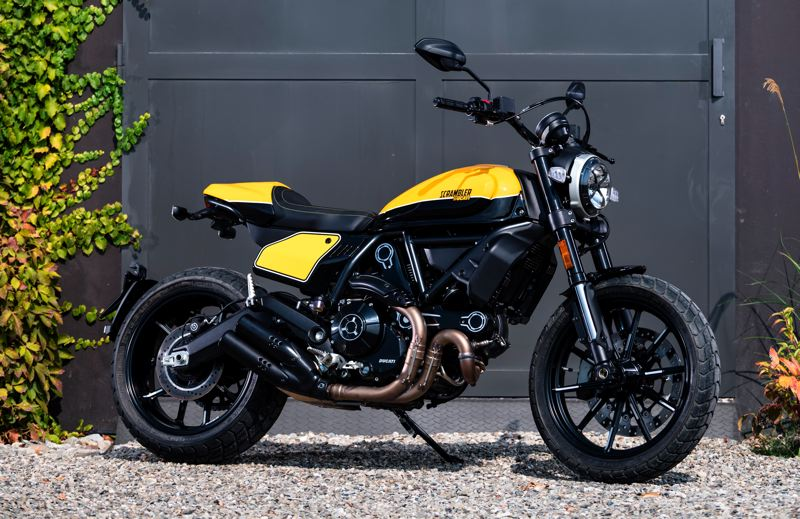 PHOTOS: COURTESY DUCATI AMERICA/JOSEPH GALLIVAN - Ducati Scrambler Full Throttle
