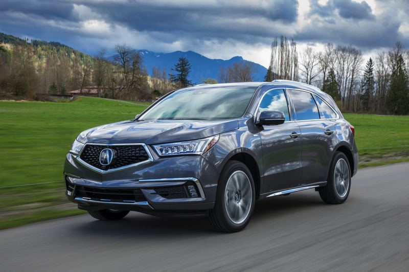 HONDA NORTH AMERICA - Looks are deceiving: The 2019 Acura Sport Hybrid has 321 horsepower and 289 foot pounds of torque, more than enough for real driving fun.