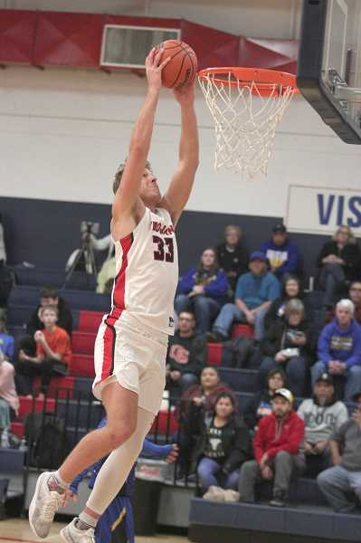 PAMPLIN MEDIA GROUP: PHIL HAWKINS - Kennedy senior Rocco Carley has shouldered the leadership role this season, both in his play on the court and in the locker room.