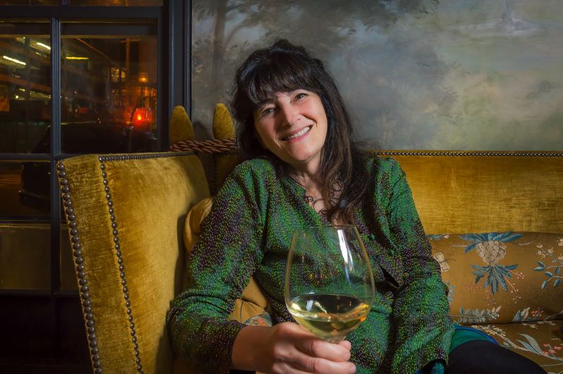 COURTESY: NOAH FECKS - Author Ruth Reichl will speak about food and her time as a food writer at the Voices Lectures series Feb. 6 at Tiffany Center.