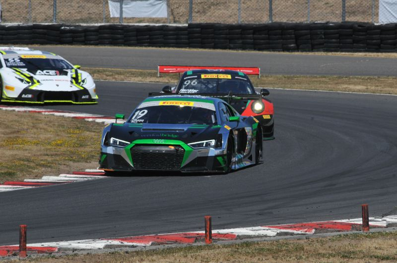 PORTLAND TRIBUNE: JEFF ZURSCHMEIDE - The competition was fast and furious at the 2018 Rose Cup at Portland International Raceway. The 2019 races should be just as thrilling.